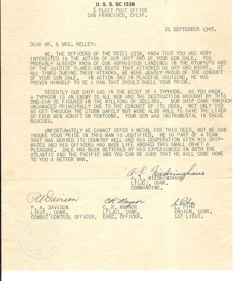 dale-kelley-navy-letter