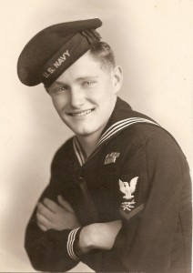 Robert Clifford Navy