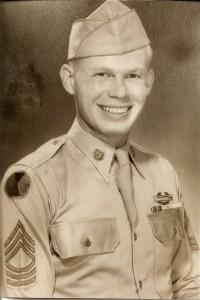 Sgt Major Dean Kelley
