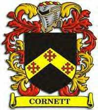 Cornett crest