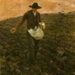 Egger-Lienz_-_Der_Sämann_-1903