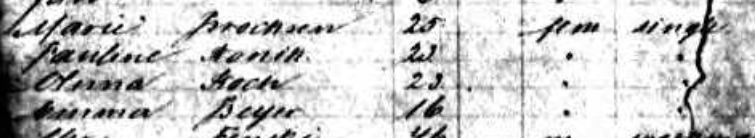 New York, Passenger Lists, 1820-1957